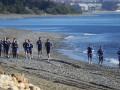 Сборы в Испании: Динамо провело тренировку на побережье Средиземного моря