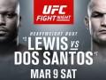 Дос Сантос - Льюис: прогноз и ставки букмекеров на бой в рамках UFC Fight Night 146