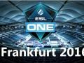 ESL One Frankfurt 2016: Расписание матчей турнира по Dota 2