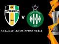 Александрия - Сент-Этьен: онлайн трансляция матча Лиги Европы