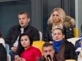 Олег Гусев пришел на матч Динамо - Металлист