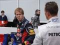 Феттеля оштрафовали на 20 секунд, он опустился на пятое место в протоколе Гран-при Германии