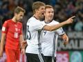 Сборная Германии разгромила Чехию в отборе на ЧМ-2018