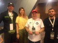 Ломаченко и Усик прибыли на конгресс WBC