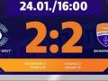 Милевский забил Мариуполю в товарищеском матче