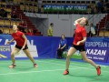 Бадминтон: Сборные Украины вышли в четвертьфинал чемпионата Европы