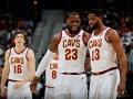 НБА: Кливленд победил Бруклин, Майами вырвал победу у Филадельфии