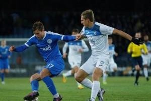 Днепр - Сталь 0:0 Обзор матча чемпионата Украины