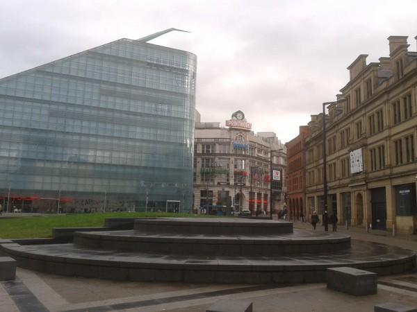Центр Манчестера