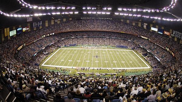 Трибуны стадиона Superdome в скором времени опять будут полностью забиты во время розыгрыша 47-го Супербоула