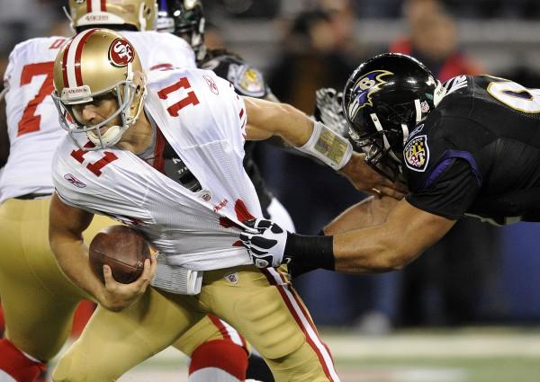 Борьба в матче обещает быть бескомпромиссной, как и в крайней встрече этих команд в 2011-м году, в которой победу праздновали Ravens