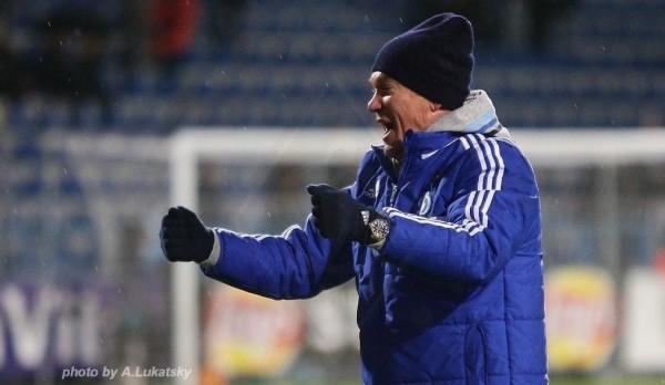 Судьба Блохина в Динамо решится после матча с Рапидом