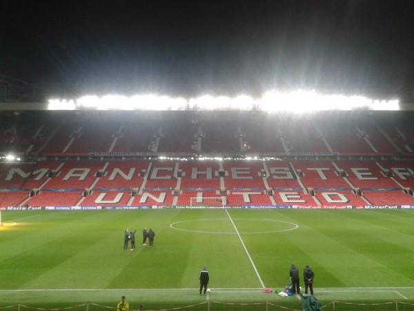 Стадион Манчестер Юнайтед