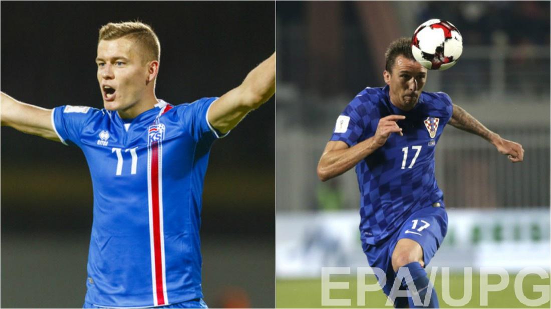 Хорватия - Исландия