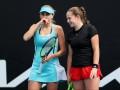 Киченок прошла во второй раунд парного турнира WTA в Дубае