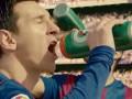Лионель Месси и Хамес Родригес снялись в рекламе энергетика