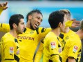 Игроки Боруссии оригинально отпраздновали гол в ворота Шальке