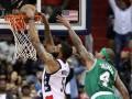 НБА: Вашингтон на последних секундах отобрал победу у Бостона