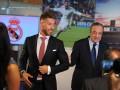 Рамос поссорился с президентом Реала после вылета команды из Лиги чемпионов