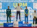 Украинец Тимощенко завоевал бронзу этапа Кубка мира по пятиборью