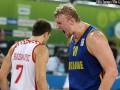 Евробаскет-2013: Украина проиграла Хорватии в четвертьфинале