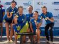 Украинцы выиграли три титула чемпионов мира по прибрежной академической гребле