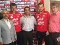 Самый титулованный футбольный клуб Ирана подписал двоих украинцев