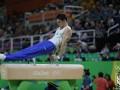 Травма гимнаста оставила Украину на восьмом месте в командном финале