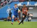 Динамо в третий раз в сезоне обыграло Шахтер