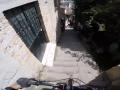 Экстремальный спуск на велосипеде