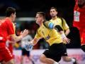 Сборная Украины по гандболу проиграла Австрии в матче чемпионата Европы