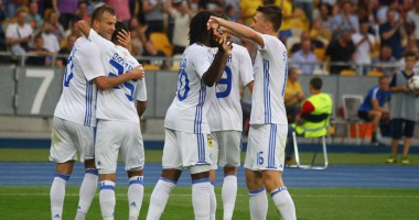 Динамо - Зирка 3:0 Видео голов и обзор матча чемпионата Украины