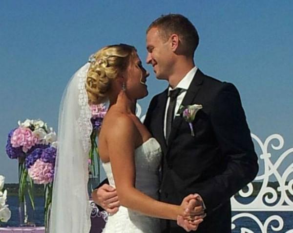 Ольга Харлан вышла замуж