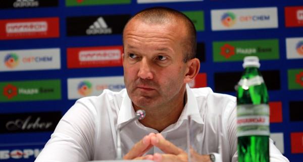 Роман Григорчук доволен игрой своей команды