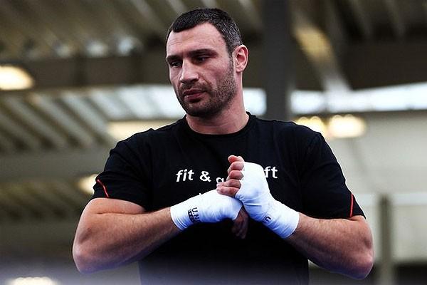 Виталий Кличко будет драться со Стиверном