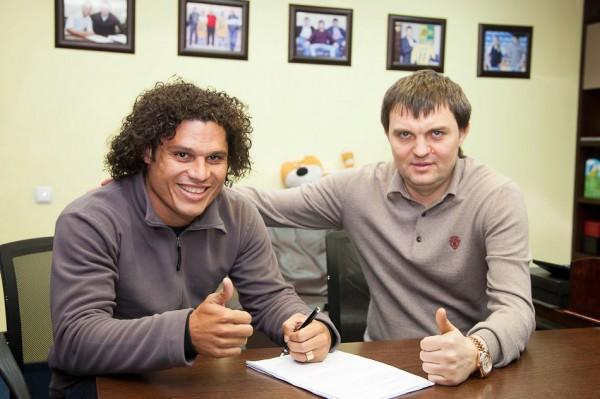Марсио Азеведе прибыл в Харьков