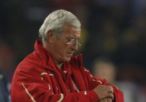 Липпи посмотрел игру сборной Украины со Швейцарией