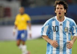 Месси: Очень хотелось победить Бразилию