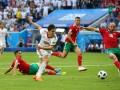 ЧМ-2018: Иран благодаря автоголу в добавленное время вырвал победу у Марокко