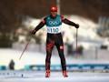 Горячий знаменосец из Тонга сумел не стать последним в лыжной гонке на Олимпиаде