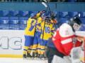 Хоккей: Украина обыграла Австрию, проигрывая по ходу матча на ЧМ U-18
