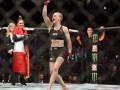 Валентина Шевченко в четвtртый раз защитила титул чемпионки UFC