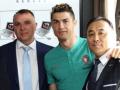 Роналду пообещал посетить бой Ломаченко - Линарес
