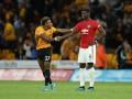 Манчестер Юнайтед сыграл вничью с Вулверхэмптоном, Погба не забил пенальти