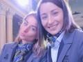 Сестры Семеренко показали, как проводят время на сборе в Казахстане