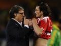 Тренер сборной Парагвая: Надеюсь, Испания позволит нам действовать более расковано