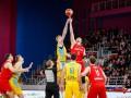 Сборная Украины потерпела поражение от Венгрии в квалификации на Евробаскет-2021