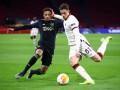 Болбой швырнул мяч в лицо игроку Ромы в матче Лиги Европы