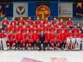 Российский хоккеист получил АК-47 в качестве приза лучшего игрока матча