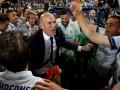 Впервые за пять лет: как Реал праздновал чемпионство
